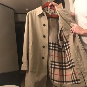 NWT Burberry Trench Coat